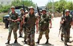 الجيش اللبناني: إصابة 54 عسكريا وتوقيف 13 شخصا خلال مهمة فتح الطرق