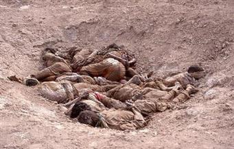 العثور على مقبرة جماعية تضم رفات عناصر بالجيش والشرطة جنوب الحويجة العراقية