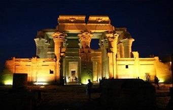 مدير آثار أسوان: تغيير جهاز تفتيش الحقائب المعطل بمعبد كوم أمبو