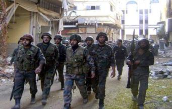 قوات النظام السوري تفك الطوق عن قاعدة عسكرية قرب دمشق
