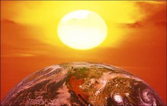 """""""الأرصاد"""" تحذر من طقس شديد الحرارة ورياح.. والعظمى بالقاهرة 40"""