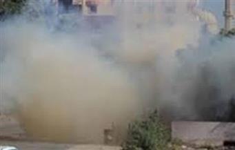 سماع دوى انفجار كبير داخل مجمع السفارة الأمريكية بكابول