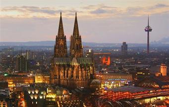 إقامة أول قداس بكاتدرائية كولونيا بعد توقف ستة أسابيع