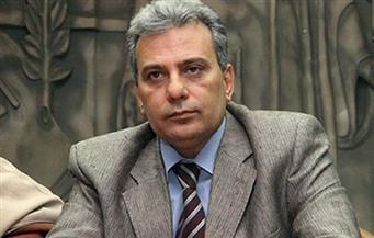 """جابر نصار يفتتح مهرجان """"القراءة نبع الحياة"""" بالمكتبة المركزية الجديدة"""