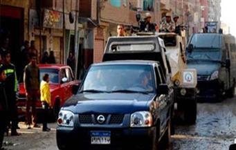 ضبط 7 تجار بحوزتهم 6 طُرب حشيش وألف قرص مخدر في السويس