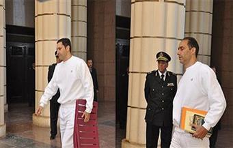 تأجيل محاكمة علاء وجمال مبارك في التلاعب بالبورصة