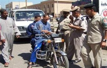 تحرير 1061 مخالفة مرورية في حملة بطرق وشوارع الغربية