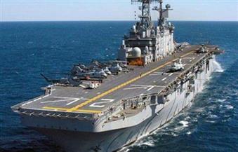 قائد القوات البحرية: «الميسترال» تمكنا من تأمين المناطق الاقتصادية