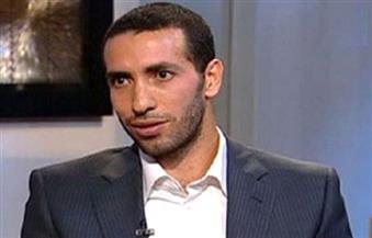 تأجيل محاكمة محمد أبوتريكة في اتهامه بالتهرب الضريبي