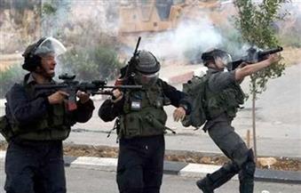 إصابة 50 فلسطينيا في مواجهات مع الاحتلال الإسرائيلي شرق قطاع غزة
