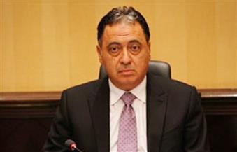 علاء عيد رئيسا لقطاع الطب الوقائي خلفا لعمرو قنديل
