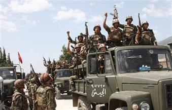 الجيش السوري يستعيد منطقة تحت سيطرة المعارضة على حافة دمشق