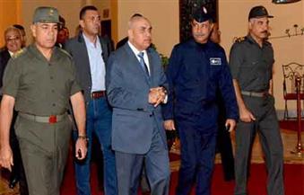 وزير الدفاع يعود إلى القاهرة عقب زيارة رسمية إلى الهند