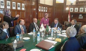 جامعة-بنها-توقع-بروتوكول-تعاون-مع-بنك-مصر-لزيادة-الإنتاج-الحيوانى-بقرى-القليوبية