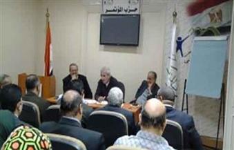 حزب المؤتمر يعلن موقفه من الانتخابات الرئاسية في مؤتمر صحفي.. الإثنين