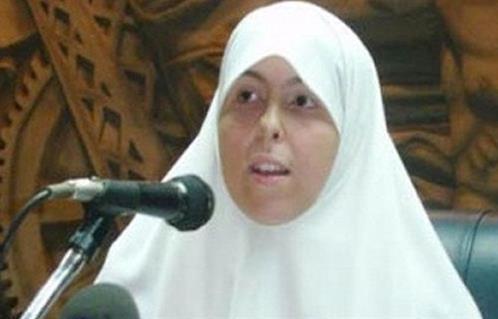 تأجيل محاكمة  عائشة خيرت الشاطر  وآخرين بتهمة تمويل جماعة إرهابية لـ أكتوبر