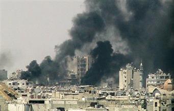 قتيل وجرحى من عناصر الجيش السوري في قصف إسرائيلي بحمص
