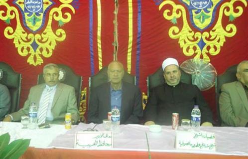 بالصور.. نائب رئيس جامعة الأزهر يشارك بمؤتمر مشايخ الطرق ...