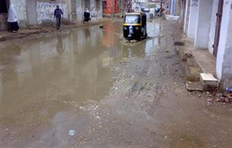 """""""غسيل البلح"""" أولى نوات الشتاء تضرب الإسكندرية بأمطار خفيفة"""