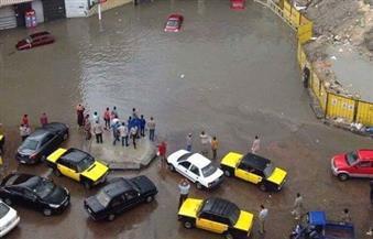 أرصاد الإسكندرية: أمطار خفيفة ومتوسطة على السواحل الشمالية لمدة يومين