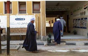 غرفة العمليات: استقبال الناخبين الوافدين للتصويت في اللجان الانتخابية بالأقصر