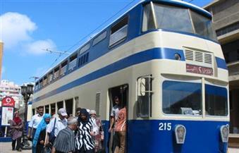 """لجنة النقل بـ""""النواب"""" تناقش تطوير ترام الإسكندرية واتفاق على شراء 100 جرار للسكة الحديد"""