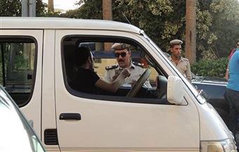 ضبط 4 أشخاص يقودون السيارات تحت تأثير المخدرات على طرق الغربية