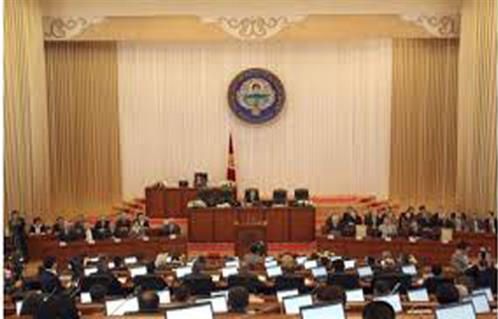 إجراء الانتخابات البرلمانية بقرغيزستان اليوم