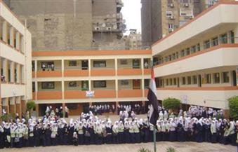 دخول--مدرسة-للخدمة-في-العام-الدراسي-الجديد-بأسوان-بتكلفة--مليون-جنيه