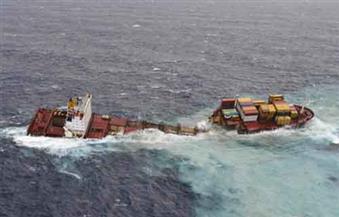 العثور على حطام سفينة حربية أمريكية غرقت عام 1945 قبالة الفلبين