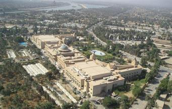 سقوط ثلاثة صواريخ كاتيوشا داخل المنطقة الخضراء ببغداد علي مقربة من السفارة الأمريكية