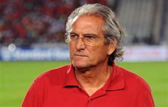 جوزيه يدعم لاعبي الأهلي قبل مواجهة الساورة الجزائري