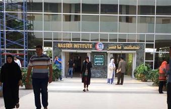 معهد ناصر يستقبل حالة جديدة من مصابي حادث كنيسة مار جرجس بطنطا