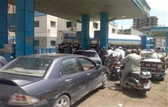 """""""الوزراء"""" ينفي عدم توافر الوقود نتيجة زيادة أسعار المنتجات البترولية وإيقاف """"أرامكو"""" التوريد لمصر"""