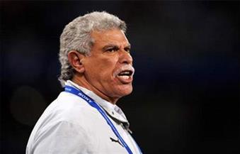 حسن شحاتة يدعم المنتخب الأوليمبي ويشيد بأداء اللاعبين