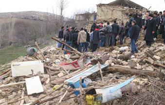 ارتفاع حصيلة ضحايا زلزال تركيا إلى 14 قتيلا