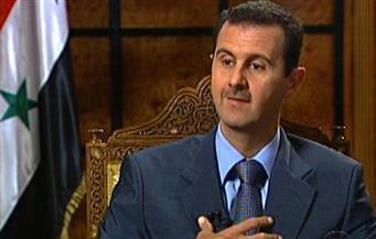 """الرئيس السورى للجيش: """"النصر قريب"""""""