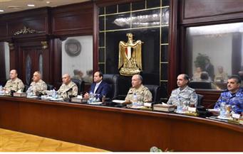 الرئيس السيسي يحضر اجتماع المجلس الأعلى للقوات المسلحة