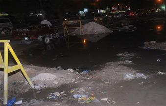 نائب برلماني يطالب بإنقاذ قرية بأبو النمرس من الغرق بمياه الصرف الصحي
