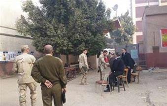 لجان عين شمس تواصل استقبال المصوتين في آخر أيام الاستفتاء على التعديلات الدستورية