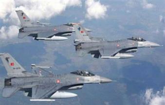 طائرات حربية تركية تشن غارات على الحدود العراقية الإيرانية