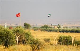 تركيا: إسقاط طائرة حربية للحكومة السورية في شمال غرب البلاد