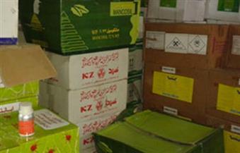 إغلاق 115 محل مبيدات ومخصبات زراعية لإدارتها دون ترخيص بالشرقية