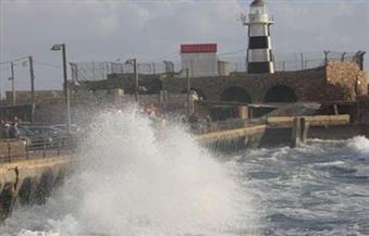 توقف حركة الصيد في شمال سيناء بسبب موجة الطقس السيئ