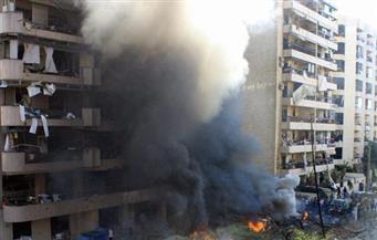 سقوط قذيفة هاون في محيط السفارة الروسية بدمشق