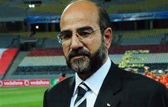 عامر حسين يستقبل لجنة الحكام في الإسكندرية