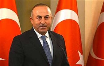 وزير الخارجية التركي يصل إلى بغداد في زيارة رسمية