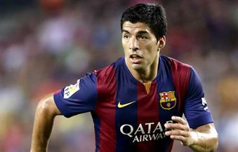 لويس سواريز: لن أرحل عن برشلونة.. وأتمنى لحاق محمد صلاح بالمونديال