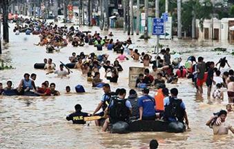 إعصار مداري يودي بحياة 22 شخصا في الفلبين