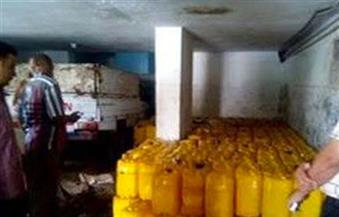ضبط زيوت طعام غير صالحة للاستهلاك وقضية بيع خبز بلدي بسعر مرتفع في حملة بالإسكندرية